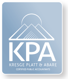 Kresge, Platt & Abare, Certified Public Accountants.