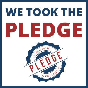 St. Johns County Pledge